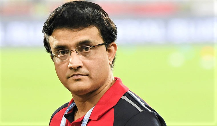 Is Sourav Ganguly the new face of BJP in the coming elections? Speculation in the political arena_sangbad bhaskar