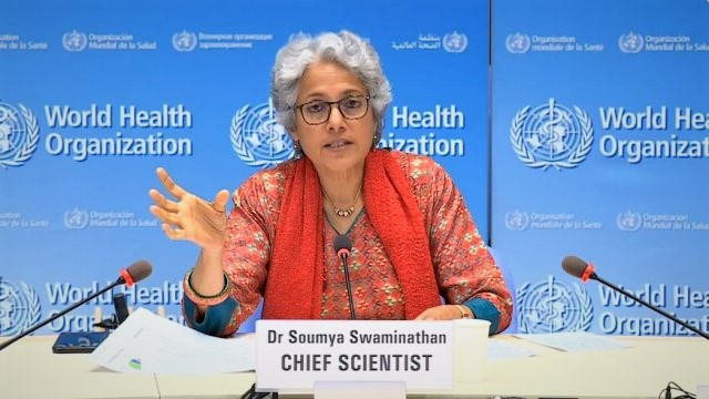 soumya swaminathan said_Young people will not get the corona vaccine before 2022_sangbad bhaskar