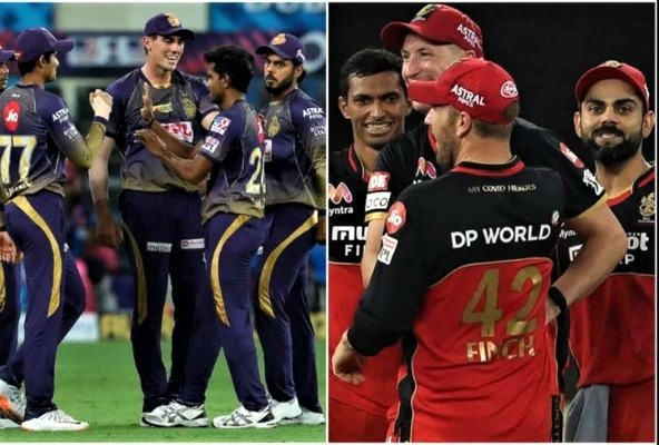 today_RCB vs KKR_sangbad bhaskar