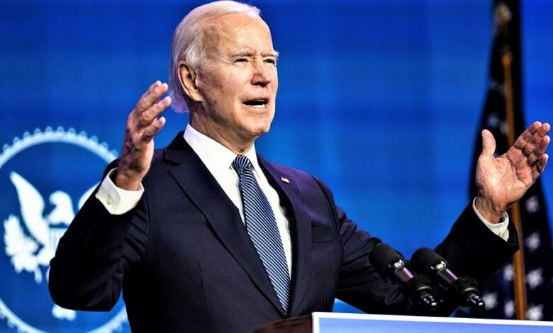 Biden announces incentive package before swearing in_sangbad bhaskar