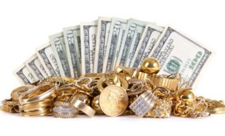 The daily price of gold, silver and dollar pound, let's find out_sangbad bhaskar